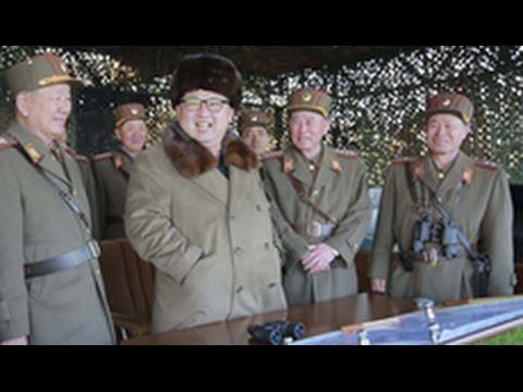 North Korea fires short range missiles along its coast