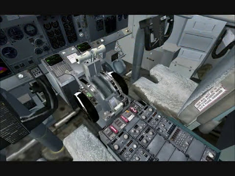 Flight Simulator X (FSX) - Boeing 737 - Rome to Ibiza