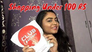 Club Factory Jewelry haul India Honest Review Most affordable Under 100 Shopping