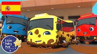 Canciones Infantiles | La Canción de Autolavado | Dibujos Animados | Little Baby Bum en Español