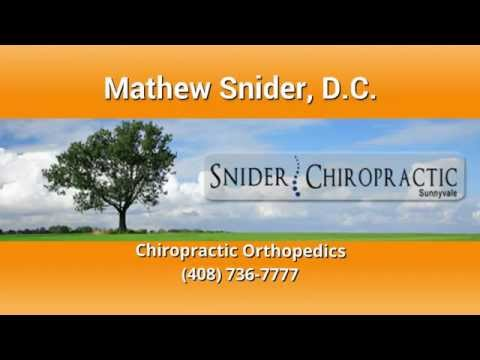 Snider Chiropractic Sports Sunnyvale CA