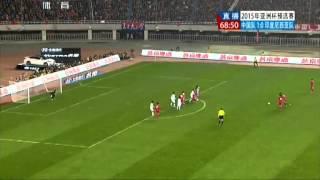 HIGHLIGHTS CHINA 1:0 INDONESIA 全场集锦 中国1:0 印尼 亚洲杯预选赛 20131115