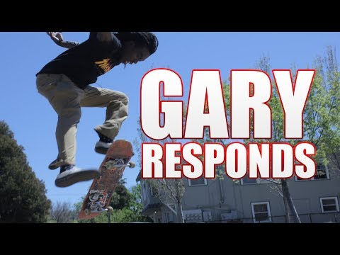 Gary Responds To Your SKATELINE Comments Ep. 286 - Andrew Reynolds Baker Fave, Nyjah Huston Olympian
