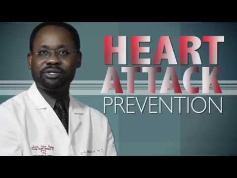 QUEENS HEART INSTITUTE: YOUR HEALTH WITH DR. OLA - HEART ATTACK PREVENTION