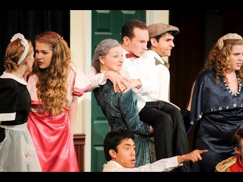 2013 Cappie Awards: Something's Afoot at Bishop Ireton High School