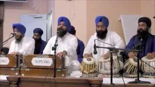 Bhai Satwinder Singh Ji Delhi Wale Namashkar Ta Ko Lakh Bar