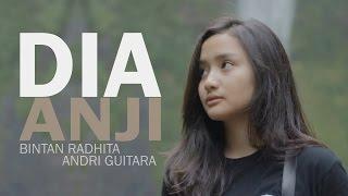 Dia - Anji Bintan Radhita, Andri Guitara Cover