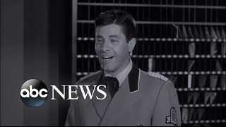 Legendary comedian Jerry Lewis dies at 91