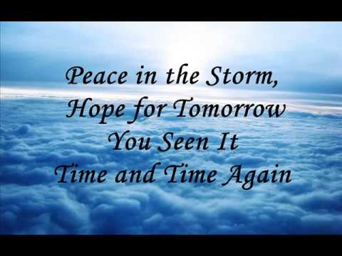 Say Amen Finding Favour With Lyrics Youtube