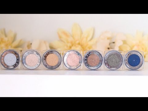 L'Oreal Infallible 24hr Eyeshadows | Live Swatches