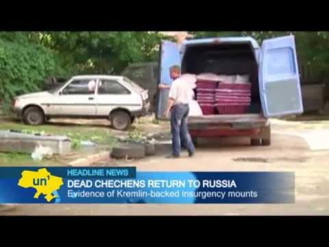 Ukraine allows Chechen dead to be sent home: Dozens of Russian fighters killed in Donetsk