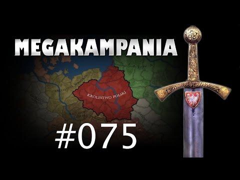 Megakampania #075 Zagrajmy w Crusader Kings 2 Spadek Lata 1238 1244