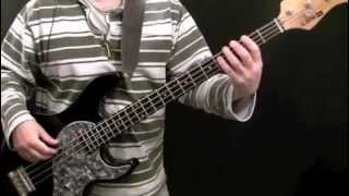 learn how to play bass guitar to billie jean