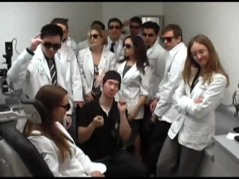 If I was you (OMG) Contact lens - optometry skit night 2012