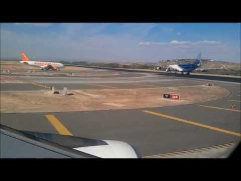 Video: Takeoff Madrid Barajas, Emirates A340-500