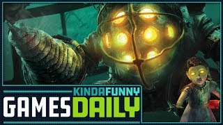 A New BioShock Game?! - Kinda Funny Games Daily 04.13.18