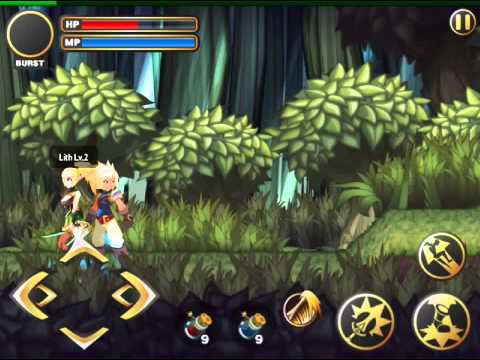 Arcane Soul Free Game Gameplay Review IOS Ipad / Iphone / Ipod