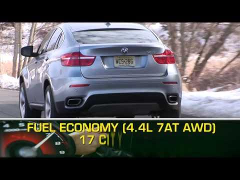 2010 BMW X6 ActiveHybrid Overview
