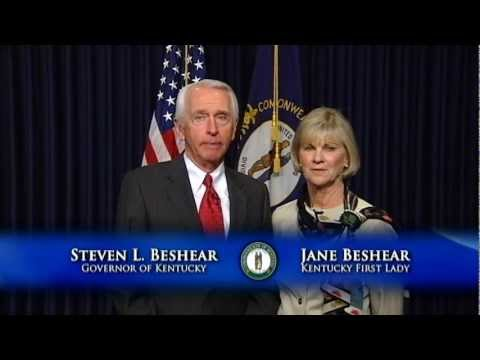 Governor Steve Beshear Urges Kentuckians to Give on Kentucky Gives Day