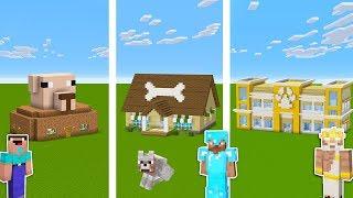 Minecraft NOOB vs PRO vs GOD: PET SHOP in Minecraft / Funny Animation