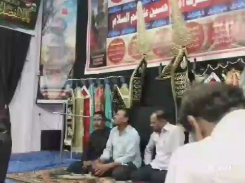Azadari Channel's broadcast pehli muharram from Gopalpur, Bihar  | India