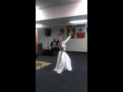 Tkhc Dance Ministry - I Choose To Worship By Wes Morgan video