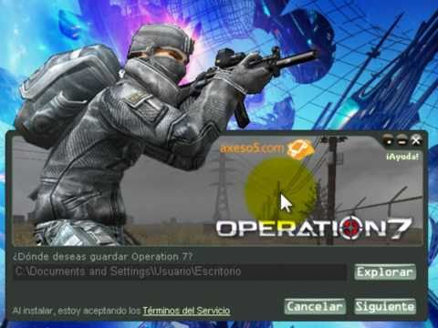 como descargar e instalar operation 7