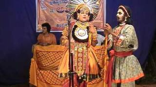 Yakshagana dance by Shri Chittani Ramachandra Hegde as Bharatha (Part-I)#2