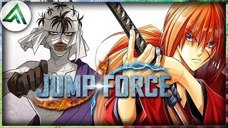 Download Lagu Rurouni Kenshin Confirmed for Jump Force! Kenshin & Shishio Gratis STAFABAND