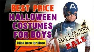 Best Halloween Costumes Boy 2016 - Best Kids Halloween Costumes