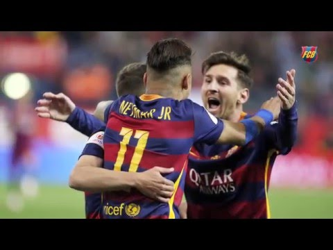 FC BARCELONA- COPA CHAMPIONS 2016: The final, as heard on Radio Barça
