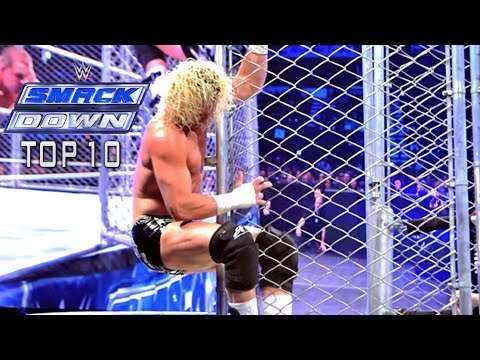 Top 10 Wwe Smackdown Moments: November 7, 2014 video