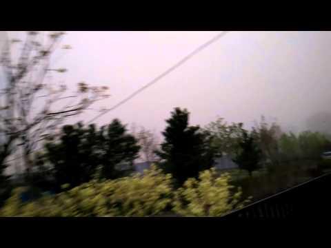 Worst Sand storm in Beijing! 베이징 역대급황사!