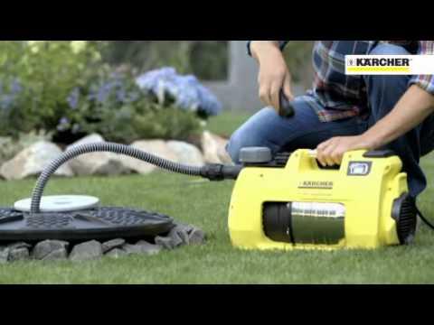 Pompa de presiune Karcher gama BP