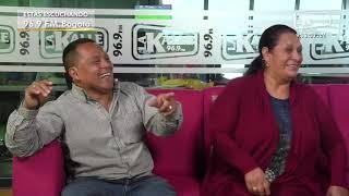 ¿Cómo conquistó Lucho a Gloria en la vida real? Los inspiradores de la novela de Caracol TV