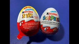 Kinder Joy Kinder Surprise Super Surprise Eggs Fun Toys opening!
