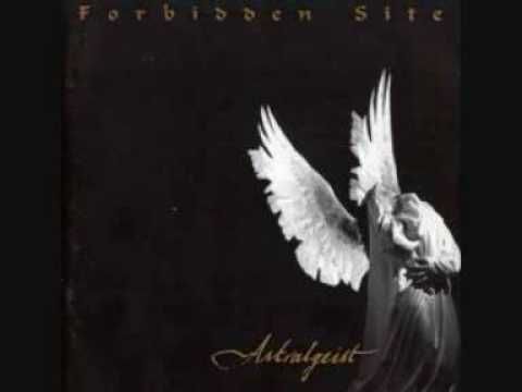 "Forbidden Site - ""A Stone Like Still Flushes My Heart"" (A"