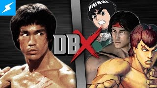 Bruce Lee VS The World | DBX