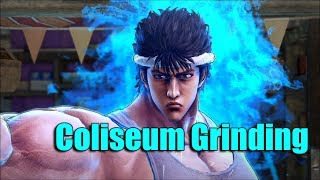 Coliseum Grinding in Fist of The North Star: Lost Paradise