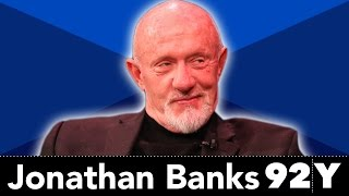 Jonathan Banks on Breaking Bad, slapping Aaron Paul