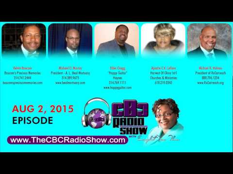 Christian Business Connection |  CBC SHOW AUGUST 2 2015