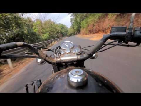 mumbai to goa on a motorbike