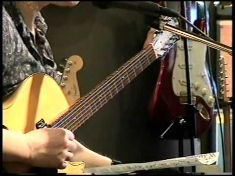 Ted Greene Seminar - California Vintage Guitar 5-18-03 part 7