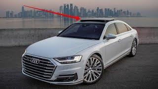 THE BEST!!! 2019 Audi A8 Exterior Colors