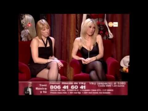 SONIA ARENAS NOSON2 VERSONIANDO TONI ROVIRA 25 TV 17 4 2008