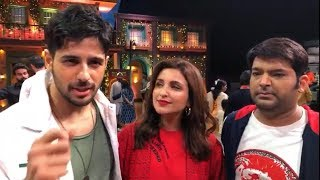 Live from The Kapil Sharma Show | Jabariya Jodi Special | Sidharth Malhotra, Parineeti Chopra