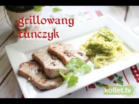 Grillowane Steki Z Tuńczyka - Kotlet.TV