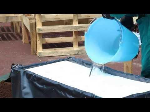 Idroponica semplificata: il floating system, impianto ad acqua - Part 2°