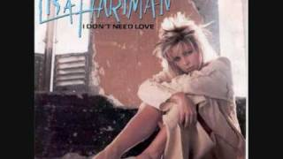 Lisa Hartman - I Don't Need Love