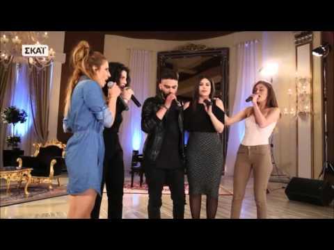 X FACTOR GREECE 2016 | BOOTCAMP | GROUPS 5